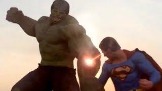 Download Superman vs Hulk - The Fight (Part 2) Video