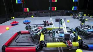 Download VEX Robotics Competition Turning Point: 2018-2019 VRC Game Video