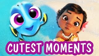 Download Cutest Moments from Animated Family Movies 2016 Video