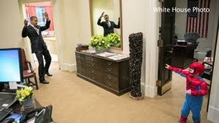 Download Funny moments from Obama's 1st term Video