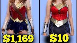 Download $10 Halloween Costume Vs. $1000 Halloween Costume! Video