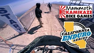 Download Enduro Race: Kamikaze Bike Games 2016 at Mammoth Mountain California Video