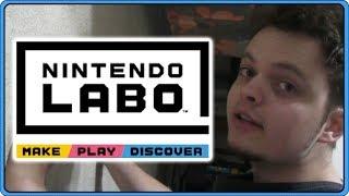 Download Nintendo Labo (Day 2,033 - 01/17/18) Video