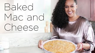 Download Tia Mowry's Thanksgiving Side Dish - Mac and Cheese Recipe | Quick Fix Video
