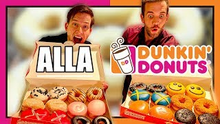 Download Hur många Donuts har Dunkin Donuts? +10.000 Kcal! Video