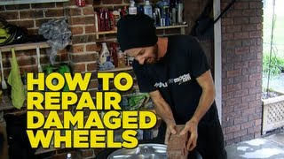 Download How To Repair Scratched & Guttered Wheels Video
