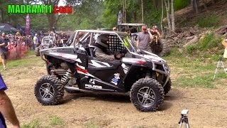 Download FULL BODIED POLARIS RZRs TAKE A BEATING Video