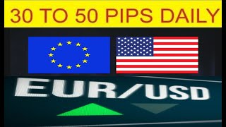 Download My 50 pips a day strategy trading FOREX CFDs - VERY SIMPLE STRATEGY (Your capital may be at risk) Video
