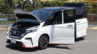 Download 日産セレナ ニスモ【オーナーズ◆アイ】詳細検証/NISSAN SERENA nismo / 2018 Video