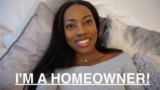 Download I'M A HOMEOWNER AT 23 | Paint fumes, IKEA & Microwave Food #MOVING VLOG EP1 Video