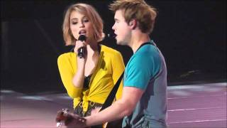 Download Lucky - Glee Live 2011 Video