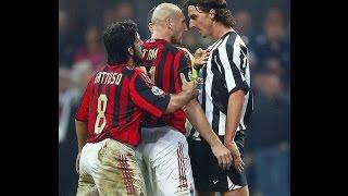 Download Zlatan Ibrahimovic vs Jaap Stam (Milan-Juventus) 2005-2006 Video
