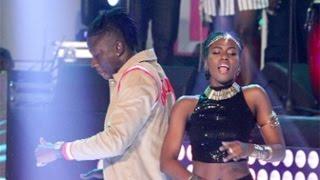 Download Stonebwoy & Mzvee get steamy on stage @ Ghana Rocks 2016 | GhanaMusic Video Video
