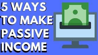 Download 5 Ways to Build Passive Income (With Your Computer) Video