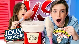 Download COTTON CANDY CHALLENGE!! Video