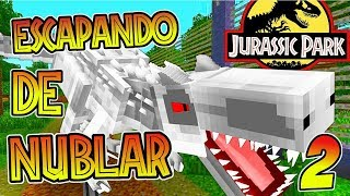 Download ESCAPANDO DE ISLA NUBLAR - JURASSICRAFT - LA VENGANZA #2 Video