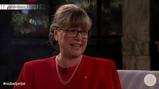 """Download """"Photonics is going to be the technology of the 21st century."""" Donna Strickland, Nobel laureate Video"""