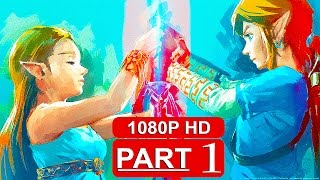 Download THE LEGEND OF ZELDA Breath Of The Wild Gameplay Walkthrough Part 1 [1080p HD] - No Commentary Video