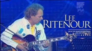 Download Lee Ritenour ″A Little Bumpin''″ Live at Java Jazz Festival 2006 Video