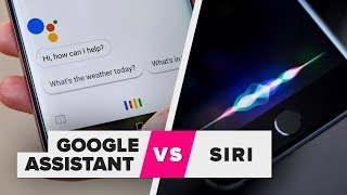 Download Google Assistant vs Siri Video