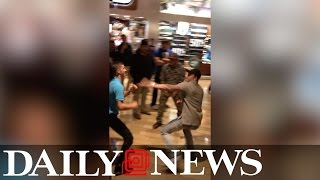 Download Black Friday fight at Louisville mall Video