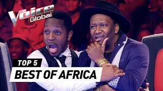 Download The Voice Global | BEST Blind Auditions of AFRICA Video