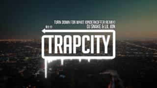 Download DJ Snake & Lil Jon - Turn Down For What (Onderkoffer Remix) Video