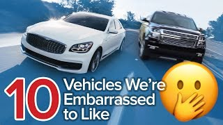 Download 10 Secretly Awesome Vehicles - The Short List Video