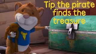 Download Tip the Pirate finds the treasure - Tip the Mouse Video