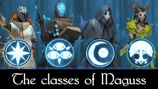 Download How to choose your classes in Maguss ? Video