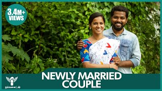 Download Newly Married Couple - Best Moments of Life | #Nakkalites Video