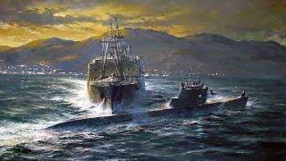 Download Гибель советской подводной лодки С-178 в результате тарана Video