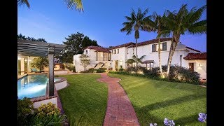 Download Iconic Waterfront Home in San Diego, California | Sotheby's International Realty Video
