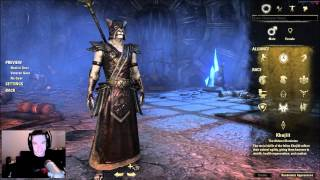 Download ESO BEST Racial Armour for SORCERER Video