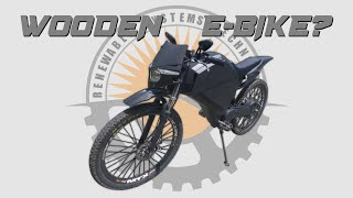 Download Building An Electric Motorbike...Out Of Plywood? Plans Available Video