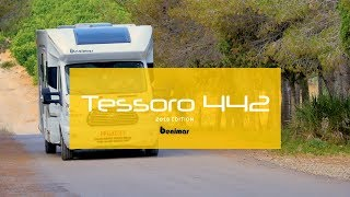 Download Tessoro 442 - Autocaravanas & Camping Cars Benimar 2018 Video