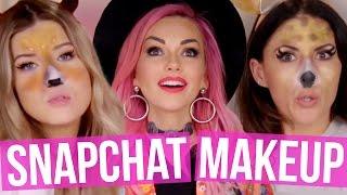 Download Snapchat Makeover w/ KANDEE JOHNSON (Beauty Break) Video
