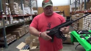 Download ATI GSG AK-47 Style 22 LR Rifle & ISSC MK22 Rifle For Sale At Classic Firearms Video