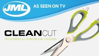Download Clean Cut Scissors from JML Video