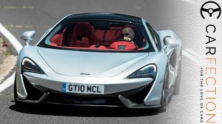 Download McLaren 570GT Review: Smooth Speed - Carfection Video