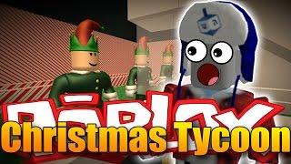 Download NEDOSTAL JSEM ŽÁDNÉ DÁRKY? - Roblox Christmas Tycoon! Video