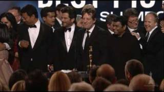 Download Slumdog Millionaire Wins Best Picture: 2009 Oscars Video