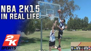Download NBA 2K15 IN REAL LIFE Video