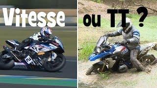 Download Vitesse VS Tout-Terrain ► By Lolo Cochet Moto ► English Subs Video