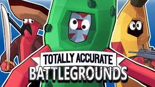 Download FORTNITE & PUBG'S LOVECHILD BR GAME! (More Clickbait) - Totally Accurate Battlegrounds Video