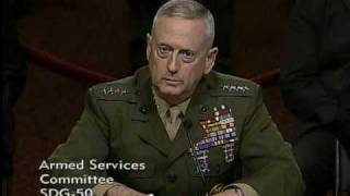 Download SENATOR JOHN McCAIN AND GENERAL JAMES MATTIS DISCUSS WIKILEAKS 7-27-10 Video