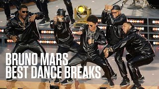 Download Bruno Mars' Best Dance Breaks Video