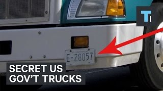 Download Secret US Gov't trucks Video
