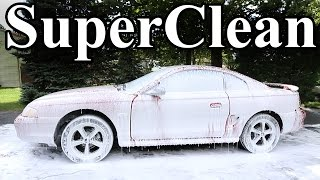 Download How to SUPER CLEAN Your Car (Best Clean Possible) Video