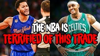 Download Why The NBA is SCARED of the Knicks trading Carmelo Anthony! Video